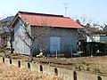 春の日差しに錆びたイス - panoramio.jpg