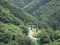 骨材散布塔 Macadam spraying tower - panoramio (1).jpg