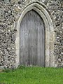 -2020-06-12 Doorway, All Saints, Walcott.JPG