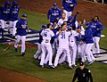-WorldSeries Game 1- Royals celebrate (22495312559).jpg