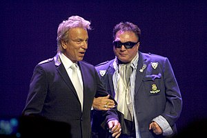 Siegfried & Roy - Siegfried and Roy in 2012