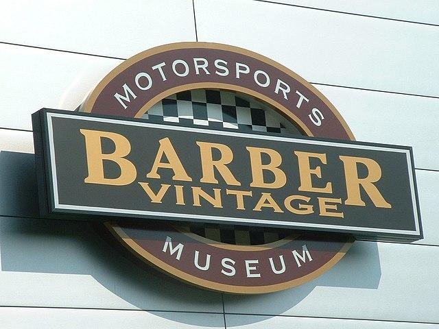 Barber Vintage Motorsports : File:002 Barber Vintage Motorsports Museum.jpg - Wikipedia