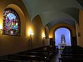 002 Església dels Josepets, capella de la Mare de Déu de Montserrat.JPG