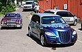 01 Chrysler PT Cruiser & 75 Chrysler Cordoba (9337915769).jpg