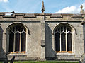 022 Stoke Rochford Ss Andrew & Mary, exterior - south chapel south windows.jpg