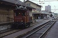 スイス国鉄Tem I形機関車 ...