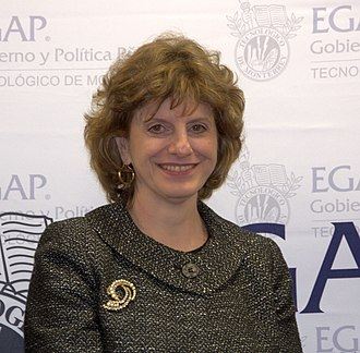 María de Lourdes Dieck-Assad - Dieck-Assad at a book presentation at Monterrey Institute of Technology and Higher Education, Mexico City