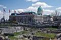 03 2019 photo Paolo Villa - F0197876 bis- Budapest - Castello di Buda - cupola Neomichelangiolesca Neoclassica.jpg