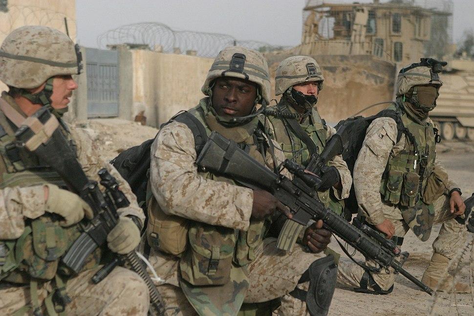041126-M-5191K-005 - Sgt Aubrey McDade, USMC