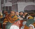 0426 - Milano - San Nazaro - Bernardino Lanino - Autoritratto con Gaud. Ferrari e G. B. della Cerva - Foto G. Dall'Orto 5-May-2007.jpg