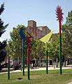 060 Relacions de l'espai, d'Àngel Màdico, al parc de Vallparadís (Terrassa).jpg