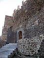 071 Castell de Montsoriu, portal d'entrada al castell.jpg