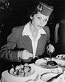 09-28-1950 08222 Stewardess van El Al (5399030748).jpg