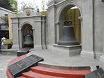 09072jfSaint Francis Church Bells Meycauayan Heritage Belfry Bulacanfvf 04.JPG