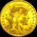 10 francs Coq revers.png