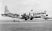 126th Air Refueling Squadron - Boeing KC-97L-26-BO Stratotanker 52-2698