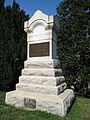 127th Pennsylvania Volunteer Monument in Fredericksburg National Cemetery.jpg