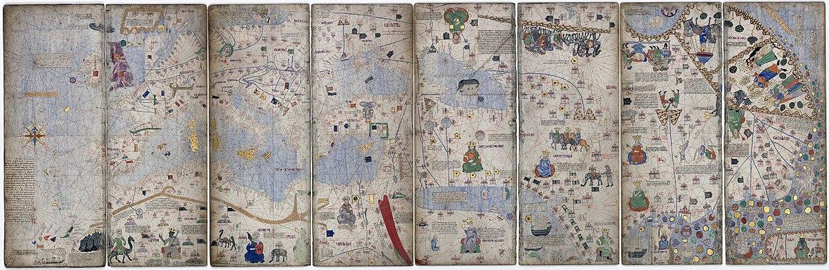 Fichier:1375 Atlas Catalan Abraham Cresques.jpg — Wikipédia