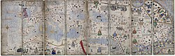 Abraham Cresques: Catalan Atlas