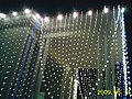14th August 2009 Lighting at District Nazim Office Okara - panoramio.jpg