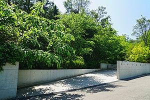 Chichu Art Museum - Image: 150505 Chichu Art Museum Naoshima Island Kagawa pref Japan 01s 3