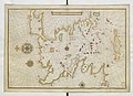 1574 Portolan chart of the Aegean Sea and the Sea of Marmara by Diogo Homem.jpg