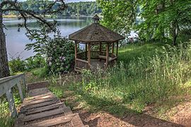 Gazebo At Lake Junaluska Nc