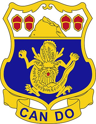 15th Infantry Regiment (United States) - Image: 15 Inf Regt DUI