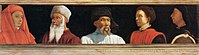 15th-century unknown painters - Five Famous Men - WGA23919.jpg