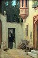 1859 Schwind Abschied im Morgengrauen anagoria.JPG