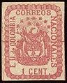 1865 1c EU de Colombia unused Yv28 Mi27x.jpg