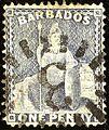 1875ca 1d-Barbados grey-blue 3 Mi26 Yv33 SG74.jpg