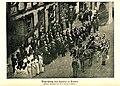 1898-09-03 Otto Kamm, Begrüßung des Kaisers in Linden, Kaisertage in Hannover.jpg