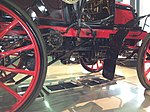 1901 Panhard & Levassor type B2 in Toyota Automobile Museum (6817215931).jpg