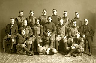 1906 Michigan Wolverines football team football team of the University of Michigan during the 1906 season