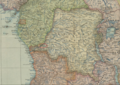 1922 Leopoldville detail Map of Africa and Adjoining Portions of Europe and Asia by US National Geographic Society BPL m0612013.png