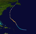 1926 Atlantic hurricane 2 track.png