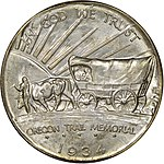 1934 Oregon Trail Memorial half dollar reverse.jpg