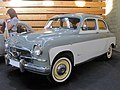 1958 Seat 1400 B Especial (4830428915).jpg