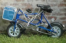 Folding Bicycle Wikipedia
