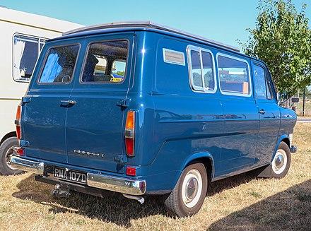 d526b4410e Ford Transit - Wikiwand
