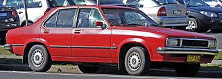 Holden Torana Motor vehicle