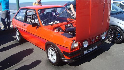 1981 Ford Fiesta 1.3 Supersport