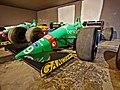 1988 Benetton-Ford B188 F1, Châssis No1, Ford Cosworth DFZ 3494cc V8 585hp pic1.jpg