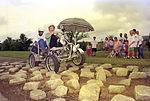 1994 Moonbuggy Race Puerto Rico over boulders.jpg
