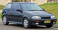 1994 Suzuki Swift GTi 3-door hatchback (2010-09-19).jpg