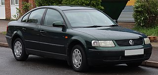 Volkswagen Passat (B5) Motor vehicle