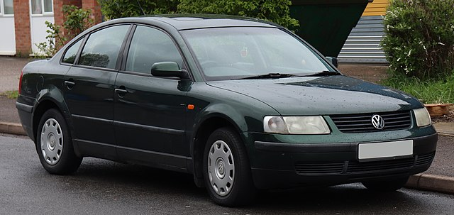 Passat (Type 3B) - VW