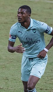 Ainsley Maitland-Niles English association football player