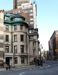 Riverside Drive (Manhattan) Avenue in Manhattan, New York